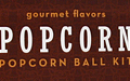 Urban Accents Popcorn Ball Gift Set